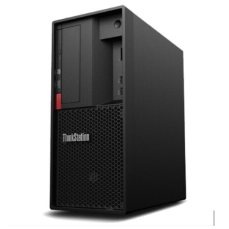 联想(Lenovo) ThinkStation P330 服务器(i9-9900*2/128G/512G+2T/P1000 4G显卡/23.8寸)