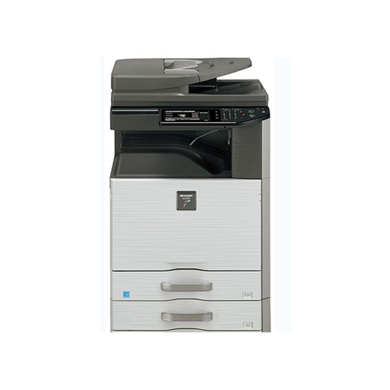 夏普(SHARP)彩色激光复印机/DX-2508NC 彩色A3复印打印复合机 标配双面输稿器(DX-2508NC)