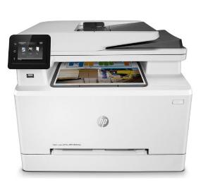 惠普 Color LaserJet Pro MFP M281fdw 彩色多功能一体机 A4