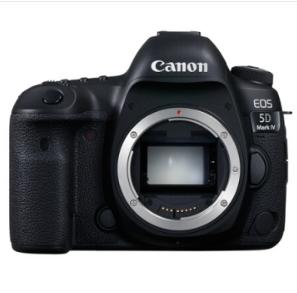 佳能(Canon)EOS 5D Mark IV (EF 24-105mm f/4L IS USM 单反镜头)单反照相机 单反套机 全画幅 摄像机