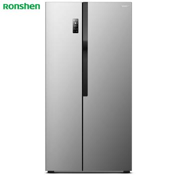 容声(Ronshen) 576升 对开门冰箱 矢量双变频 大容量 风冷无霜 节能静音 电冰箱 BCD-576WD11HP