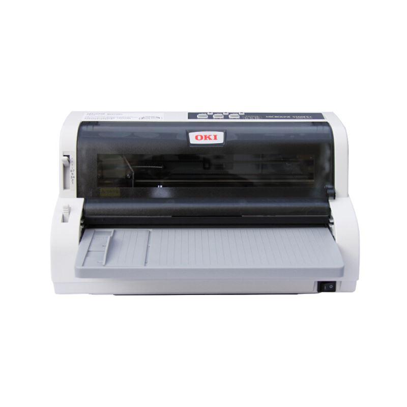 OKI 5500FS+ 80列平推针式打印机