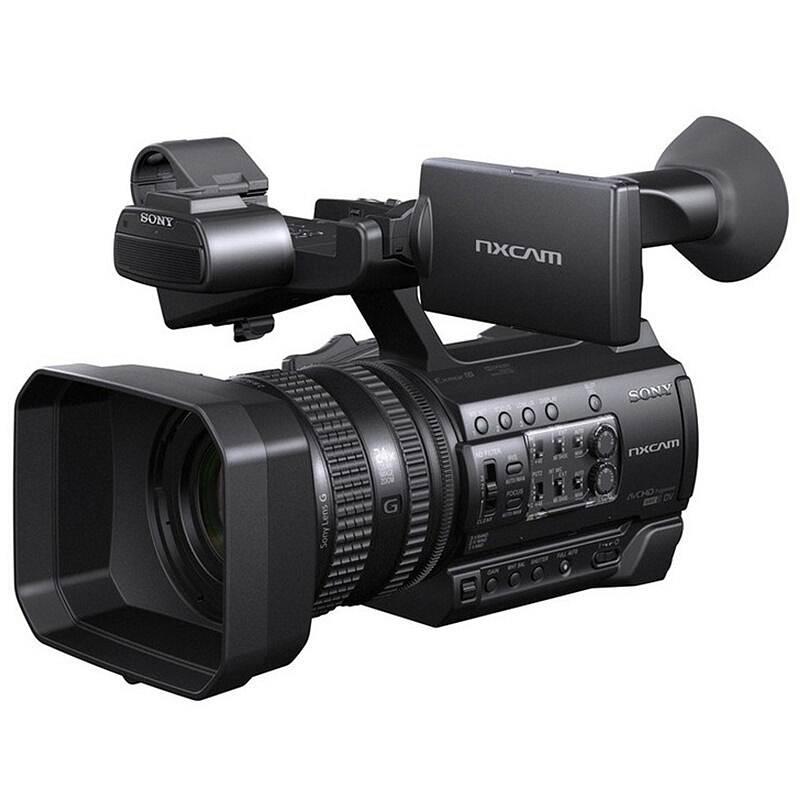 索尼(SONY)摄像机(HXR-NX100)/4K高清数码摄像机/台