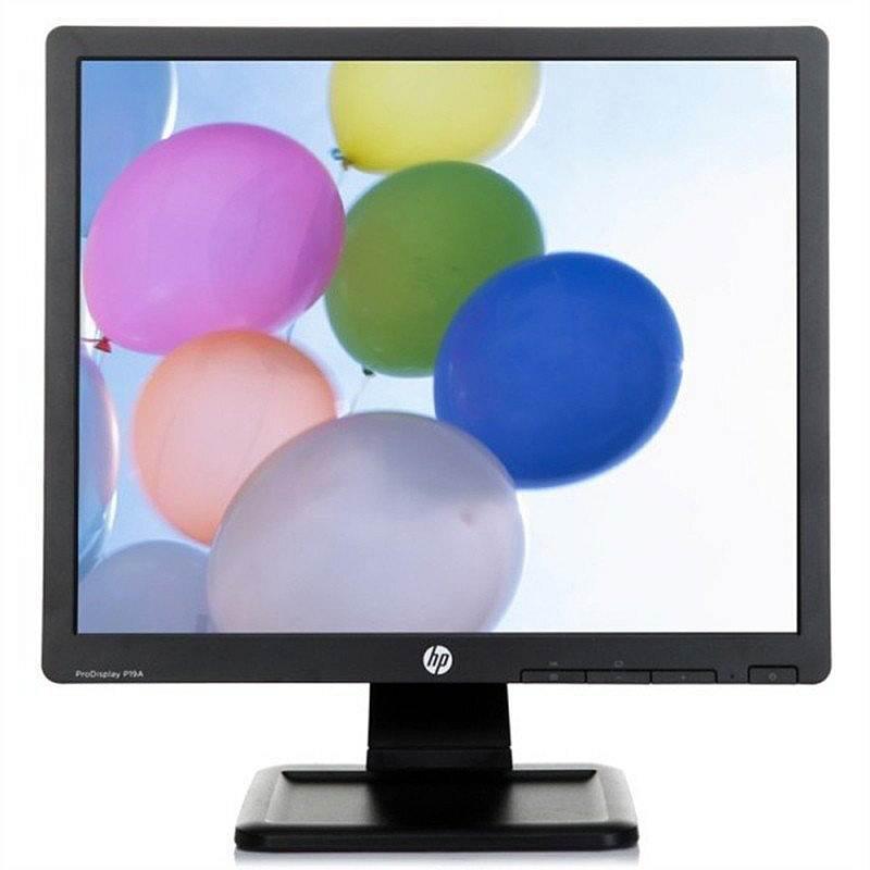 惠普(HP) P19A 液晶显示器 19英寸正屏 VGA 1280*1024 5:4