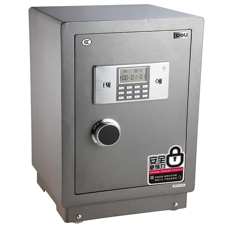 得力 3614-3C 电子保险柜 (单位:台) 银灰