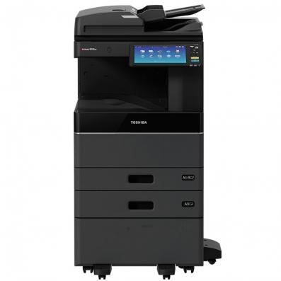 东芝(TOSHIBA)彩色激光数码复合机(FC-2010AC)/A3彩色激光复印机 双面/打印/复印/扫描/台
