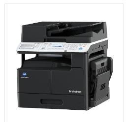 柯尼卡美能达(KINICA MINOLTA) Bizhub 205i 黑白复印机 打印/复印/扫描 标配+DF输稿器+AD双面器+双纸盒
