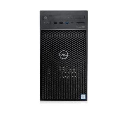 戴尔(DELL)T3630 1颗英特尔至强 E-2224,/16G/1T+256G/DVD-RW/NVIDIA Quadro P1000, 4GB/23.8寸显示器 服务器