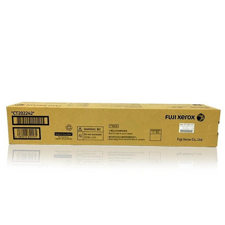 富士施乐(Fuji Xerox)粉盒/CT202242 黑色墨粉盒 8000张 适用C2020(CT202242)