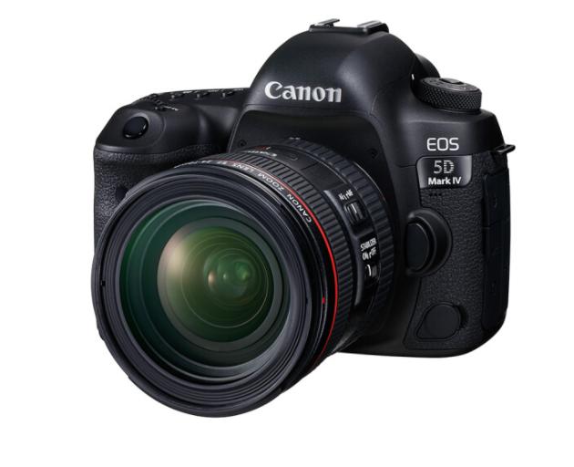 佳能(Canon)EOS 5D Mark IV 照相机(24-105镜头)