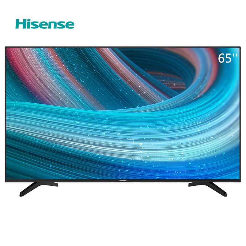 海信 LED65N3000U 65英寸VIDAA炫彩4K智能电视 电视机