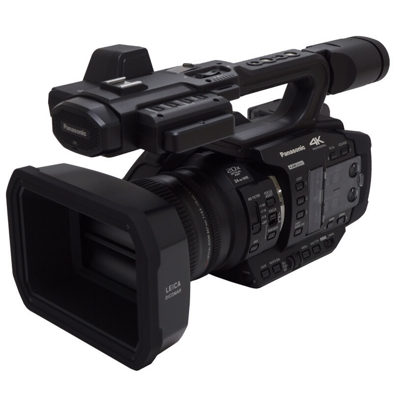松下(panasonic) AG-UX180MC4K高清专业摄像机 摄录一体机