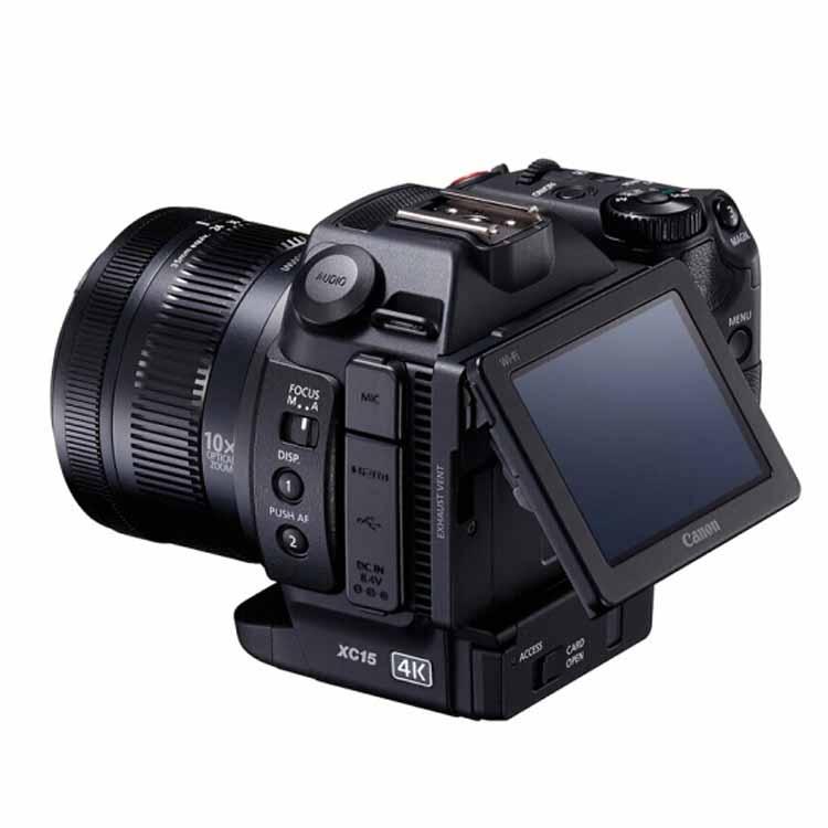 佳能(Canon)XC15 高清4K数码摄像机