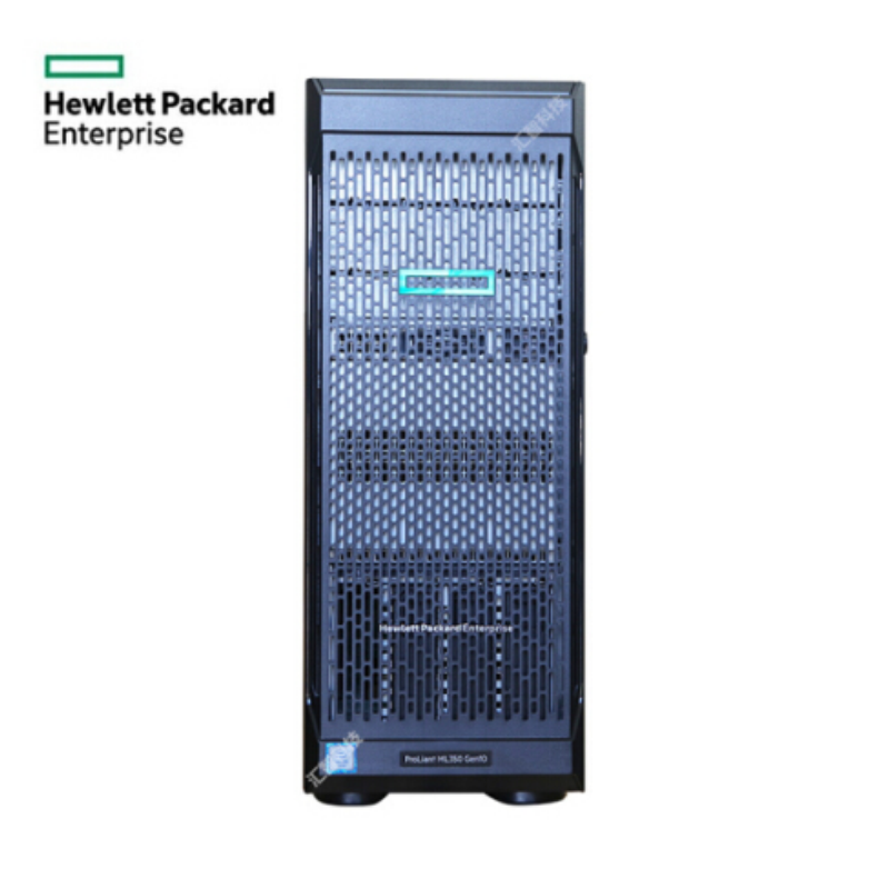惠普/HP HPE ProLiant ML350 Gen10 服务器 至强3104*2/16G/2TB/单电源