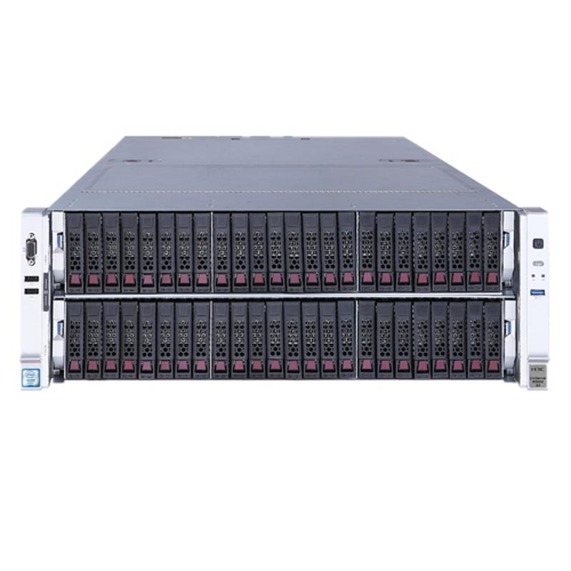 华三 H3C UniServer R6900G3 4路服务器 4*5218/256G/2* 480G SSD/四电源/三年原厂维保