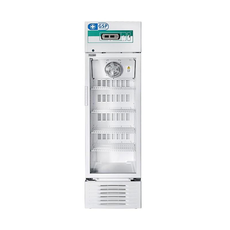 海信(Hisense)立式药品阴凉柜冷藏冷藏恒温展示柜冷藏箱药房展示柜 HC-5L219L电冰箱