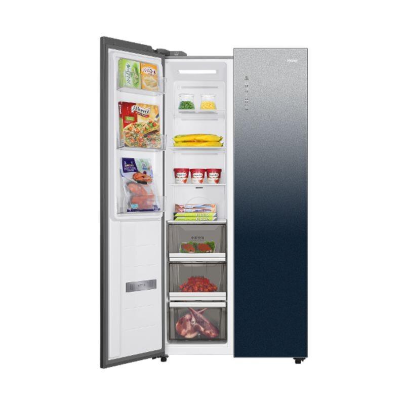 海尔/haier BCD-601WLHSS17M2U1 电冰箱