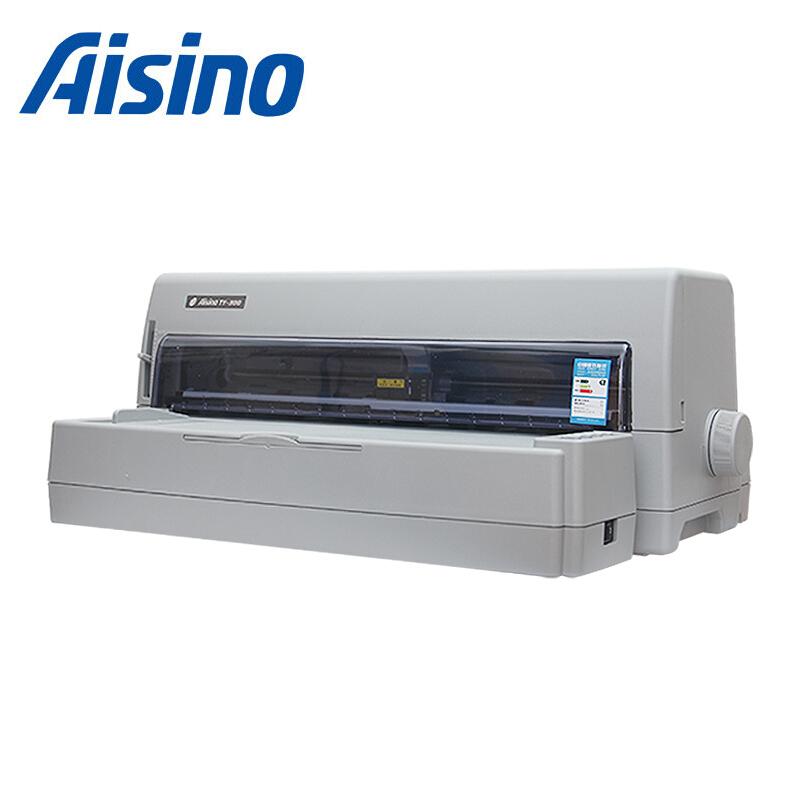 Aisino航天信息 针式打印机(106列平推式)营改增税控发票 报表发货单快递单打印 标配 TY-300超LQ-680KII136列SK300