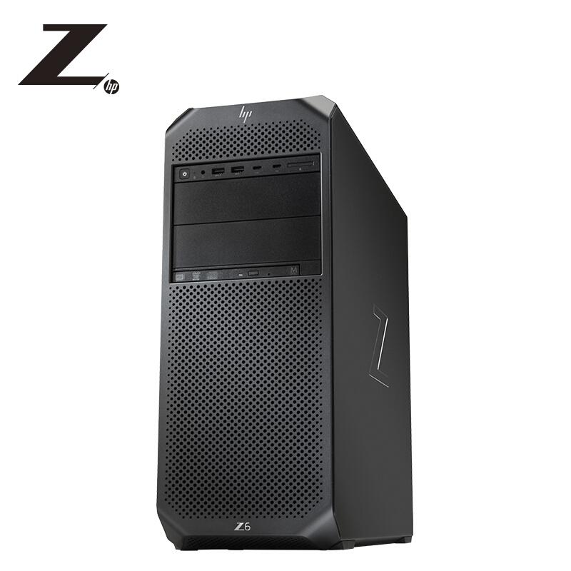 惠普 台式工作站 Z6 G4服务器 Intel Xeon 3204/32G(4x8GB)/2TB/集成显卡/DVD-Writer/27寸显示器