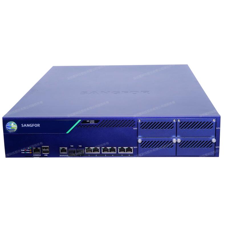 深信服 AD-1000-B2200-M4 负载均衡 磁盘阵列
