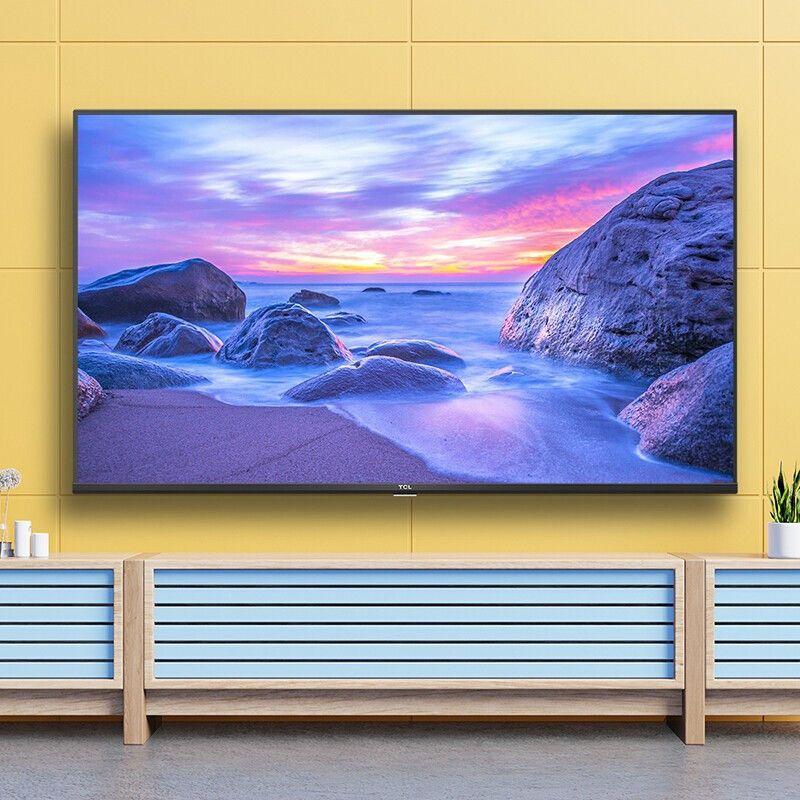 TCL 65F8人工智能电视 65英寸 支持有线/无线网络 4K超高清 电视机