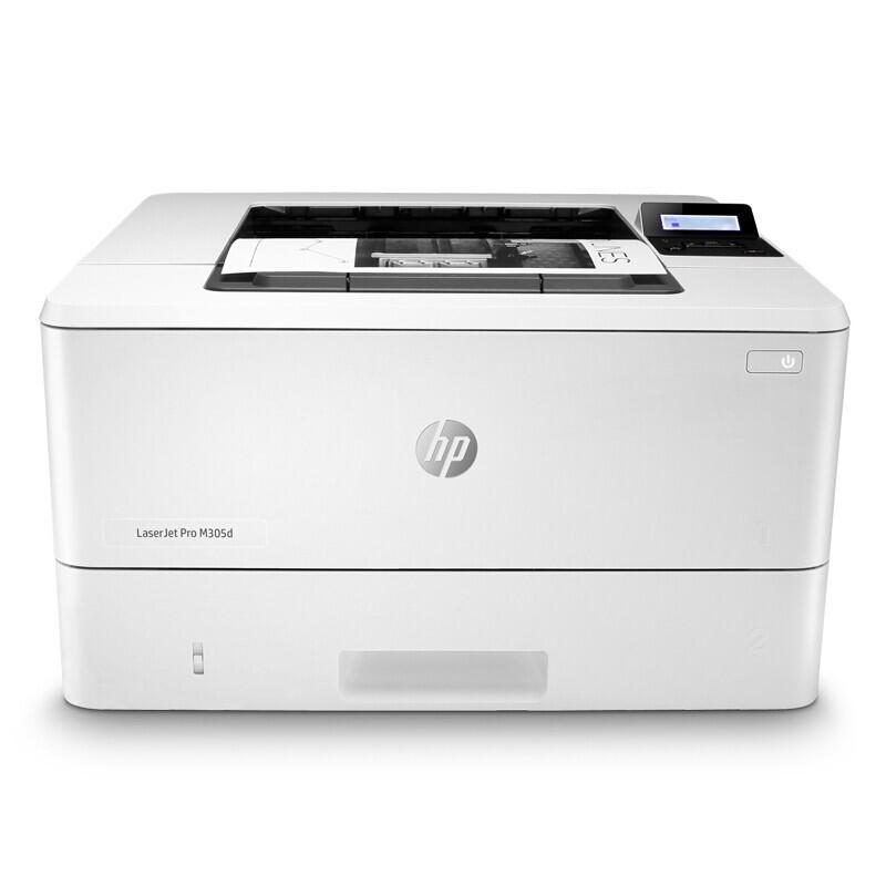 惠普(HP) LaserJet Pro M305d 黑白 激光打印机
