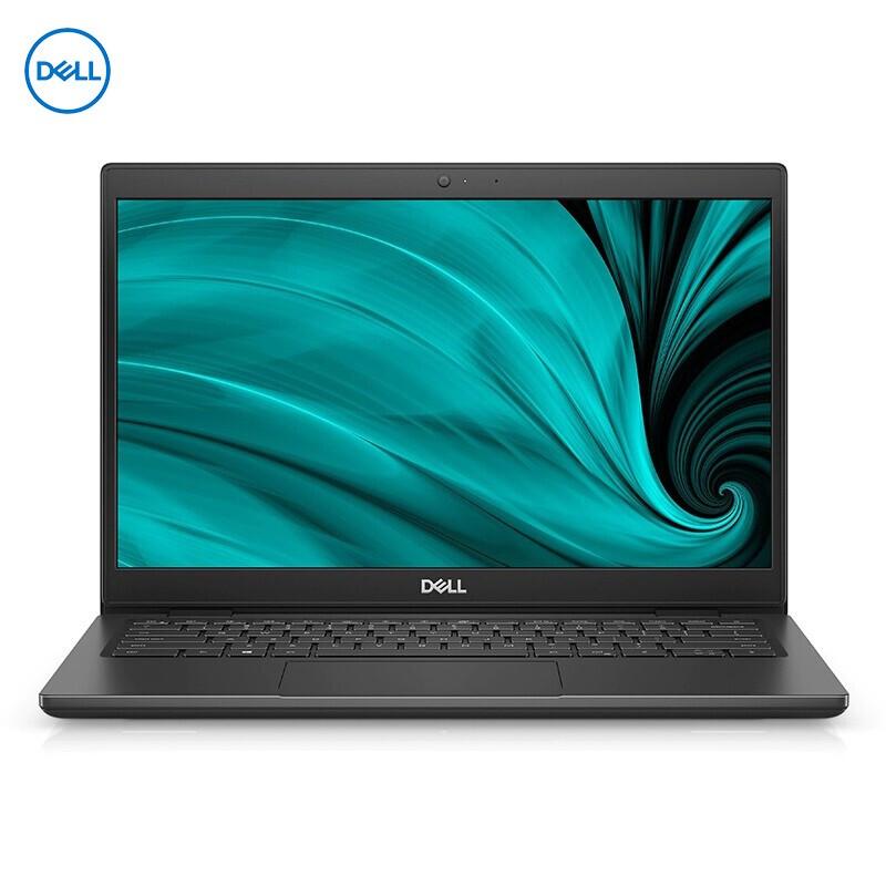 戴尔(DELL)Latitude 3420 商用办公笔记本电脑( I3-1115G4/4G/1TB/集显/无光驱/14寸)