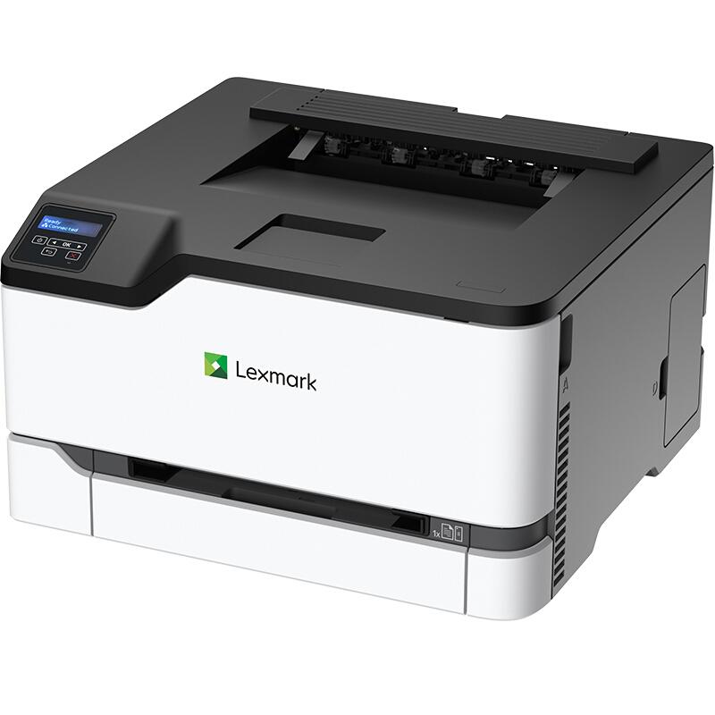 利盟(Lexmark)打印机 CS331dw 彩色激光打印机 A4 自动双面 无线WiFi打印